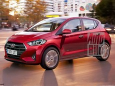 Hyundai Grand i10 thế hệ mới sẽ chính thức ra mắt vào tháng sau