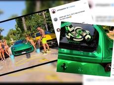 """Chuyện lạ: Ferrari yêu cầu chủ xe 812 Superfast gỡ bỏ hình ảnh """"ghê tởm"""" trên Instagram nếu không sẽ kiện"""