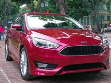 Ford Focus chính thức bị ngừng lắp ráp tại Việt Nam