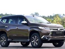 Mitsubishi Pajero Sport được giảm giá hơn 90 triệu đồng trong tháng 8