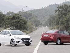 """Trước tháng """"cô hồn"""", Hyundai Accent """"bán chạy như tôm tươi"""""""