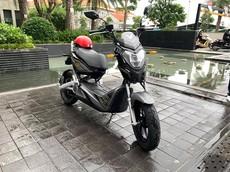 VinFast Impes: Xe máy điện mới rẻ hơn Klara, trang bị giảm xóc đơn thể thao, áp dụng chính sách thuê pin