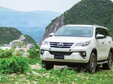 Sát tháng Ngâu, doanh số Toyota Việt Nam tăng trưởng mạnh mẽ