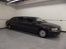 Volvo S80 Limousine 2001 chuyên dụng của ngoại giao Thụy Điển được rao bán với giá chỉ 90 triệu Đồng
