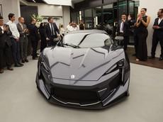 Đại gia Nhật Bản gây choáng khi mua liền tay 5 chiếc siêu xe Fenyr SuperSport trị giá 7 triệu USD