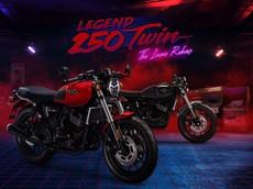 GPX Legend 250 xy-lanh đôi chính thức ra mắt với kiểu dáng cổ điển mượt mà, giá bán 60 triệu