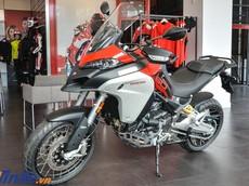 Ducati Multistrada 1260 Enduro 2019 đầu tiên về Việt Nam, giá bán ra từ 835 triệu đồng