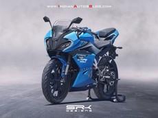Đây có thể là thiết kế của xe sport bike CFMoto 300SR