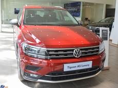 """Bỏ ra """"hầu bao"""" 1,85 tỷ đồng, đây là những gì khách hàng nhận được từ Volkswagen Tiguan Allspace Luxury"""