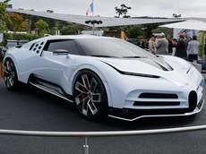 """Siêu xe Bugatti Centodieci """"cháy hàng"""" trước khi ra mắt dù có giá hơn 206 tỷ đồng"""