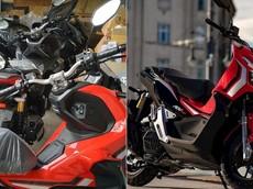 Honda ADV 150 được cho là đã có mặt tại Việt Nam, chuẩn bị được bán chính thức trong tháng này?