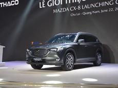 Mazda CX-8 2019 quay lại giá ưu đãi, khởi điểm từ 1,149 tỷ đồng