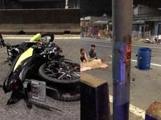 Biên Hòa: Nam thanh niên điều khiển Suzuki Raider độ tử vong trên Quốc lộ 51