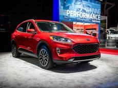 Ford Escape 2020 sắp về Việt Nam sẽ được lắp ráp trong nước