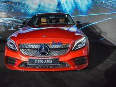 Mercedes-Benz C300: Giá Mercedes C300 2020 mới nhất tháng 2/2020
