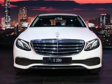 Mercedes-Benz E200: Giá Mercedes E200 2020 mới nhất tháng 2/2020