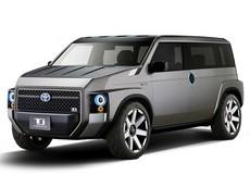 Tin đồn: Xe van Toyota TJ Cruiser có thể được đưa vào sản xuất thương mại