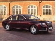 """Aurus Senat - """"Roll-Royce Phantom"""" của Nga chào giá khởi điểm 6,3 tỷ Đồng"""