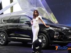 """Đại lý giảm giá Hyundai Santa Fe 2019 tới 20 triệu đồng trước sức ép tháng """"cô hồn"""""""