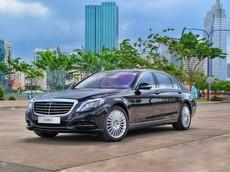 Mercedes-Benz S500: Giá Mercedes S500 2020 mới nhất tháng 1/2020