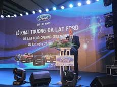 Ford Việt Nam khai trương thêm đại lý tại Đà Lạt