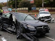 Nghiên cứu cho thấy tài xế xe sang thường gây nên tai nạn chết người do chạy quá tốc độ