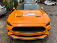 """Sau 5 tháng tìm chủ nhân, Ford Mustang đời 2018 màu cam độc nhất Việt Nam về """"làm dâu"""" ở Đồng Nai"""