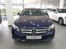 Mercedes-Benz E250: Giá Mercedes E250 2020 mới nhất tháng 1/2020