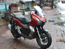 Đánh giá xe ga Honda ADV 150 có giá từ 85 triệu đồng tại Việt Nam - Mức giá so kè cùng Honda SH150i