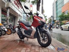 Xe ga Honda ADV 150 với giá bán tương đương Honda SH150 đã có mặt tại đại lý ở Việt Nam