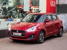 Sang tháng 9, Suzuki Việt Nam tiếp tục duy trì khuyến mãi 30 triệu đồng