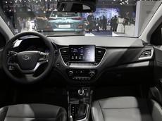 Ngắm nội thất bên trong Hyundai Accent 2020 dành cho thị trường hàng xóm của Việt Nam