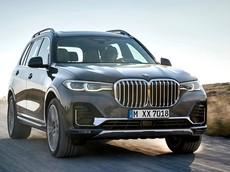 Giá xe BMW X7 2019 cập nhật mới nhất tháng 12/2019