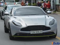 Đoàn siêu xe và xe thể thao của các thành viên Car Passion di chuyển từ Bình Dương lên Đà Lạt