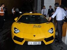 """Chi tiết Lamborghini Aventador """"tứ quý"""" 9, siêu xe hiếm hoi tham dự đám cưới của con gái Minh """"Nhựa"""""""