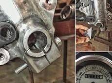 Xe Royal Enfield vỡ chân phuộc trước khi mới chỉ đi được hơn 130 km tại Việt Nam?