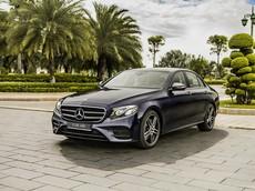 Mercedes-Benz E300: Giá Mercedes E300 2020 mới nhất tháng 1/2020