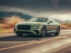 Bentley Continental GT 2020 có đến 7 tỷ cách thiết lập trang bị khác nhau