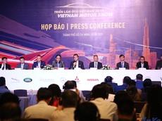 Triển lãm Ô tô Việt Nam 2019 quy tụ 15 nhà sản xuất ô tô lớn, bao gồm cả VinFast