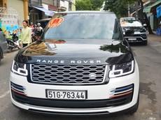"""Minh """"Nhựa"""" thay áo cho Range Rover Autobiography LWB 2018 theo phiên bản đắt đỏ SVAutobiography"""