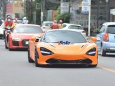 """Chi tiết siêu xe McLaren 720S của Cường """"Đô-la"""" đã được độ mâm hàng hiệu HRE"""
