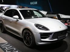 Xe sang Porsche Macan Turbo 2020 ra mắt với công suất mạnh mẽ hơn