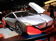 """BMW Vision M Next - """"Viên ngọc đẹp mắt"""" tại Triển lãm Ô tô Frankfurt 2019"""