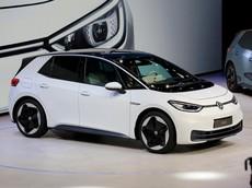 """Volkswagen ID.3 - Mẫu xe điện """"quốc dân"""" chính thức lộ diện ở Frankfurt 2019"""