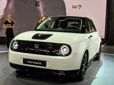 """Honda e - xe điện giá """"mềm"""" nhưng công nghệ cao - chính thức được vén màn"""