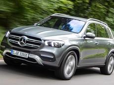 Mercedes-Benz GLE 350de 2020 chính thức trình làng với trang bị động cơ đặc biệt