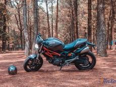 Ducati Monster 795 ABS thể hiện như thế nào sau 5 năm lăn bánh tại Việt Nam?