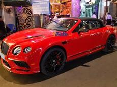 Đánh giá nhanh Bentley Continental GT Supersports Convertible 2018 hàng hiếm tại Việt Nam