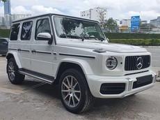 """""""Ông vua địa hình"""" Mercedes-AMG G63 2019 chính hãng đầu tiên về Việt Nam đã có chủ nhân, giá hơn 10 tỷ đồng"""