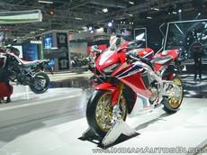 Honda CBR1000RR 2020 xác nhận được tích hợp cánh gió thông minh và công nghệ V-TEC